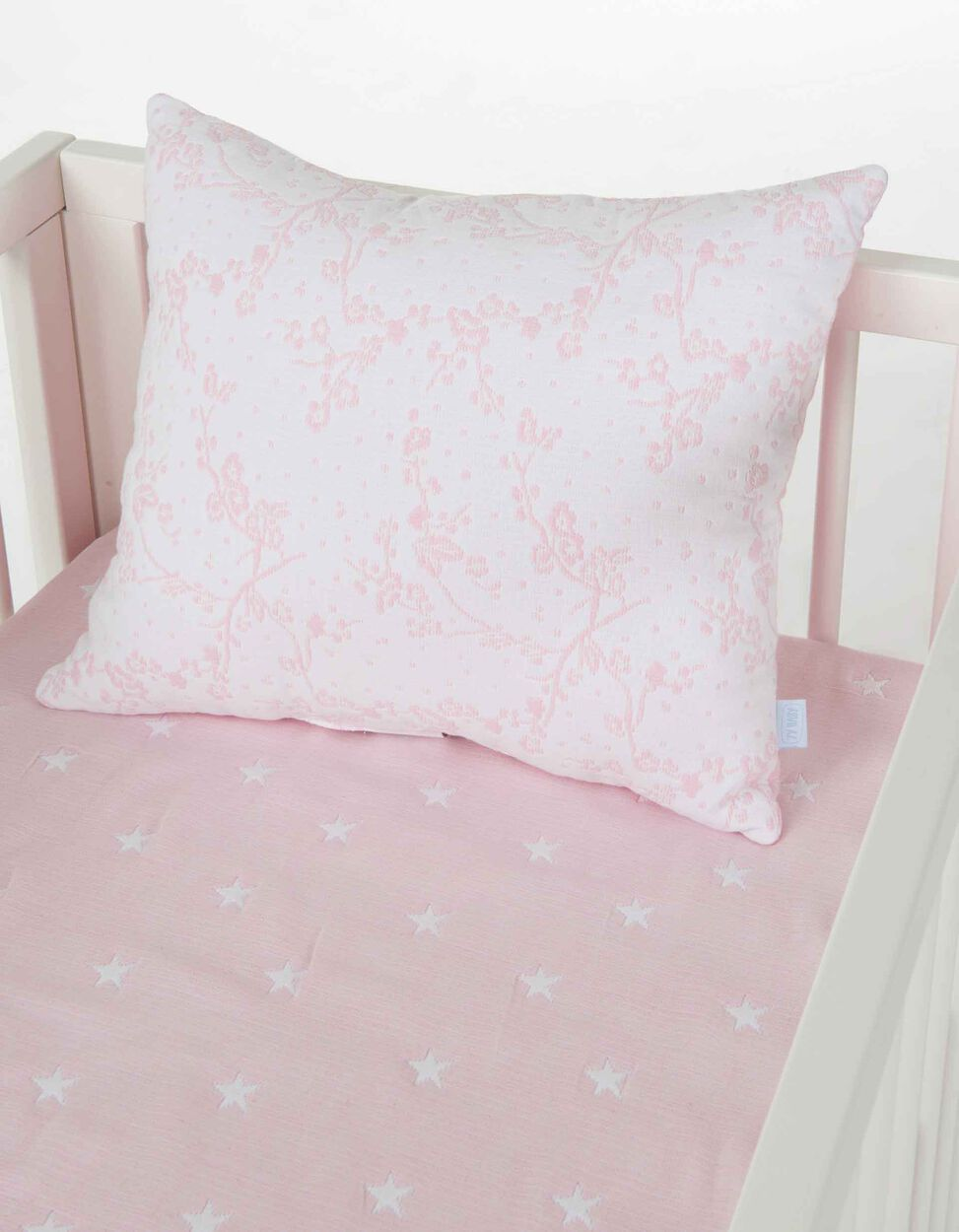 Almofada Decorativa Flowers Zy Baby