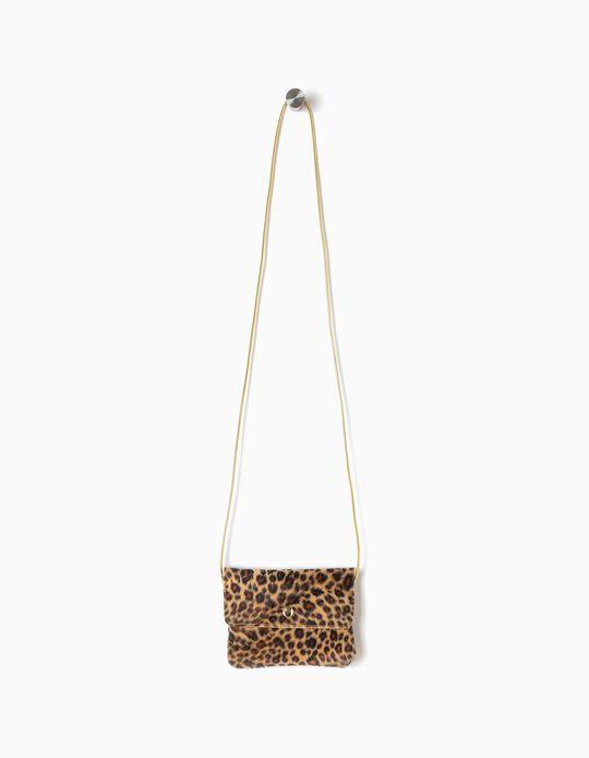 Bolsa a Tiracolo Leopardo