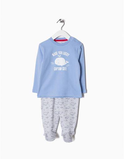 Pijama baleia