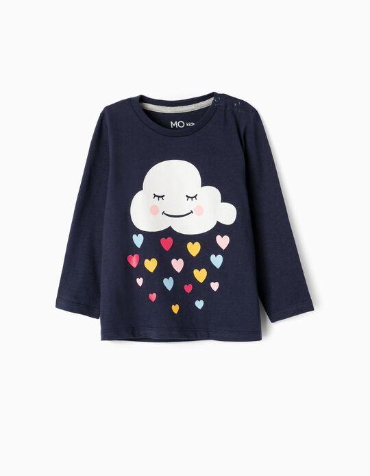 T-shirt nuvem