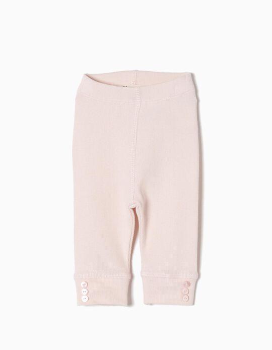 Leggings Algodão Pink