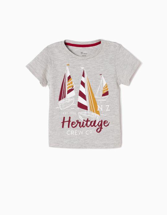 T-shirt Heritage Crew Co.