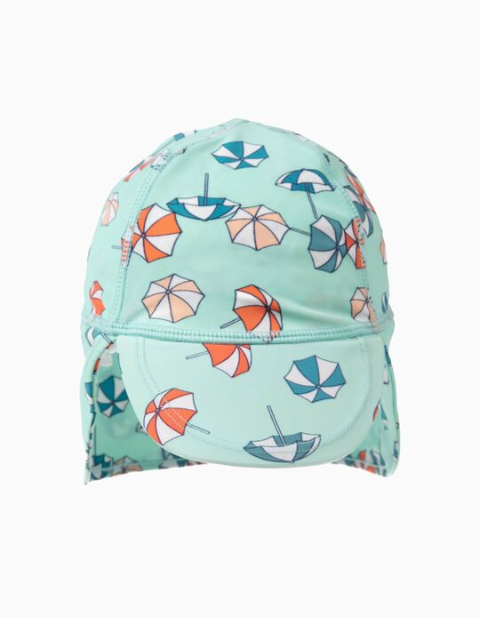 Chapéu de Praia Guarda-Sóis