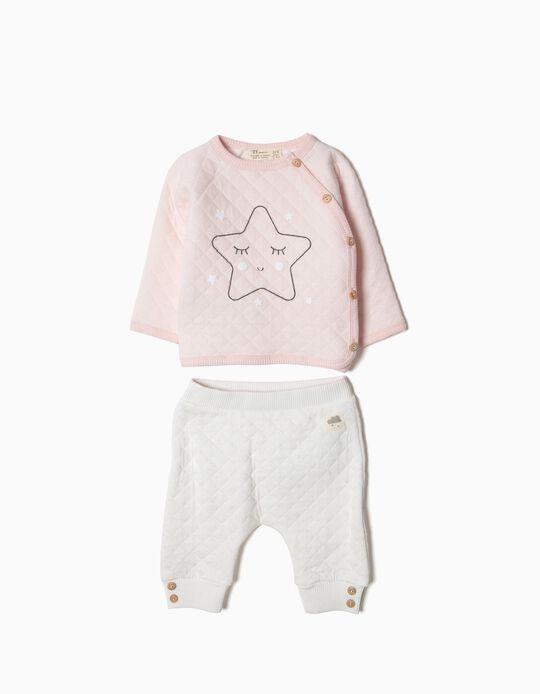 Conjunto Estrela Rosa