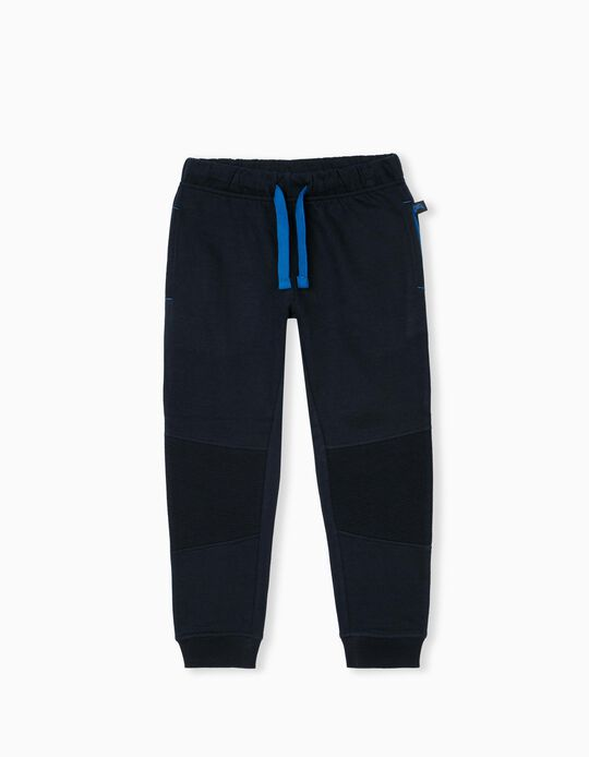 Joggers for Boys, Dark Blue