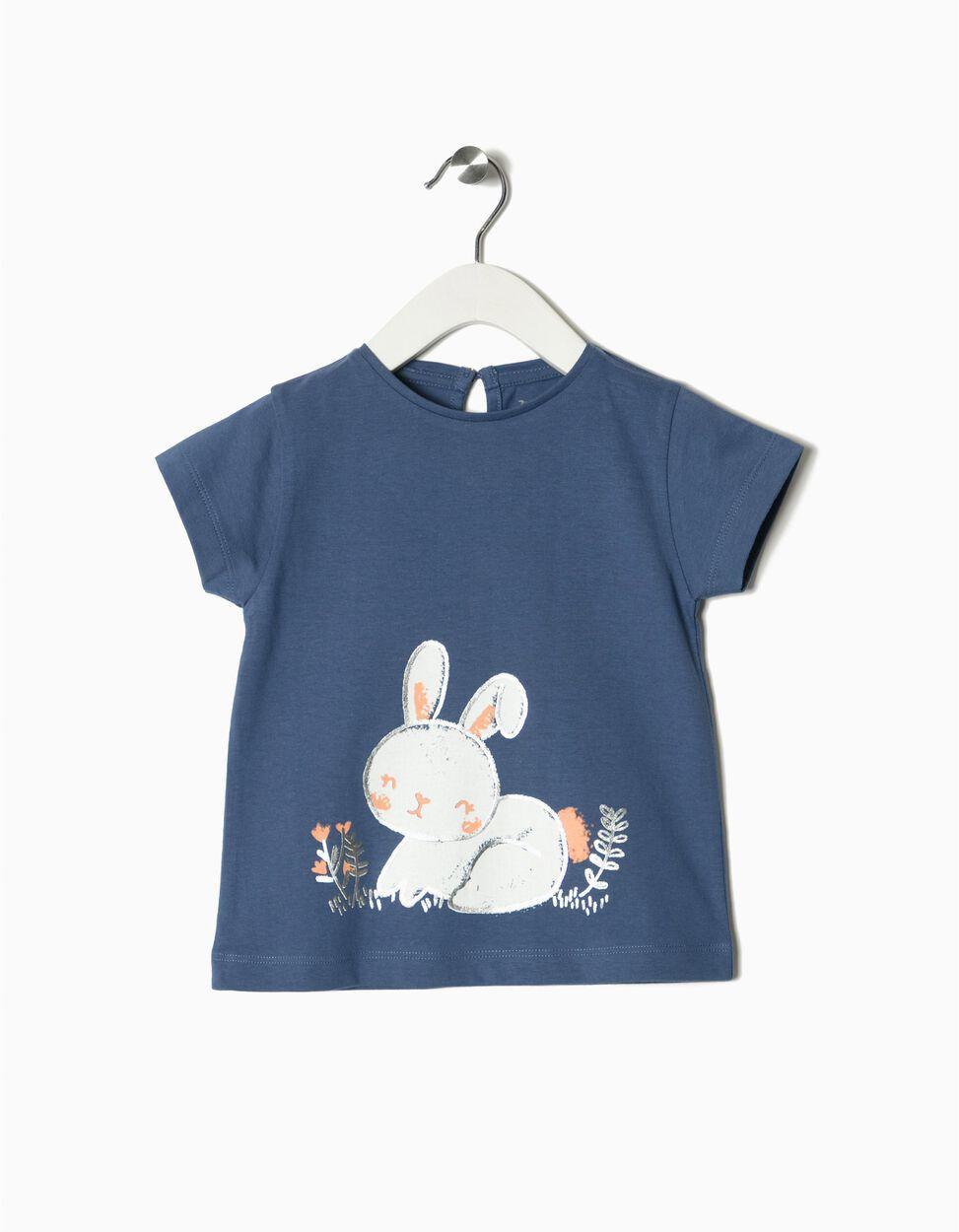 T-shirt coelhos