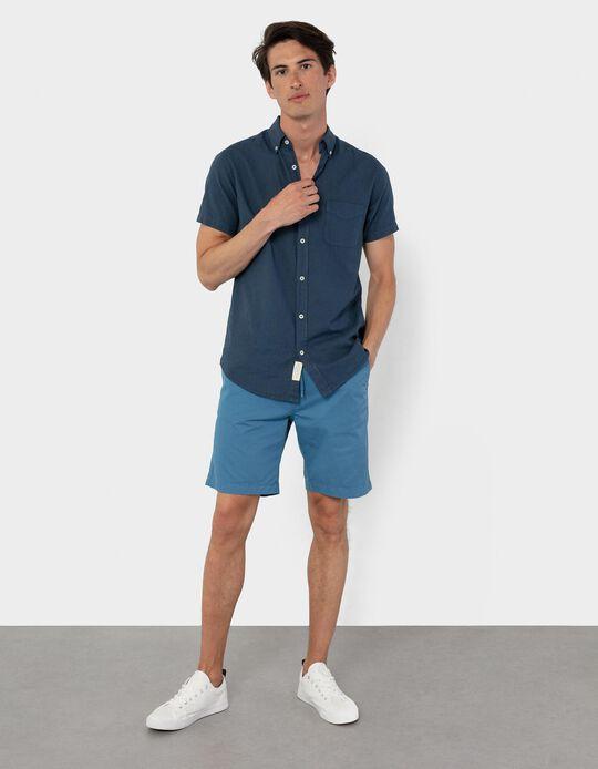Twill Shorts, Men