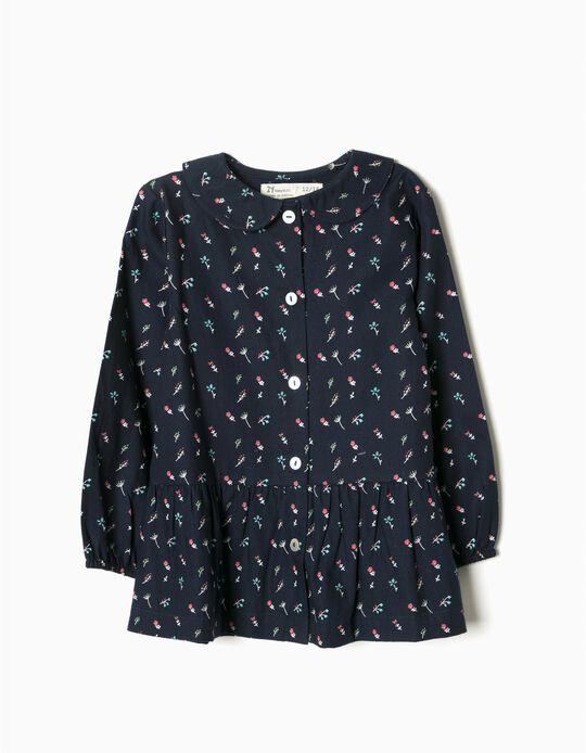 Blusa polka dots coloridos