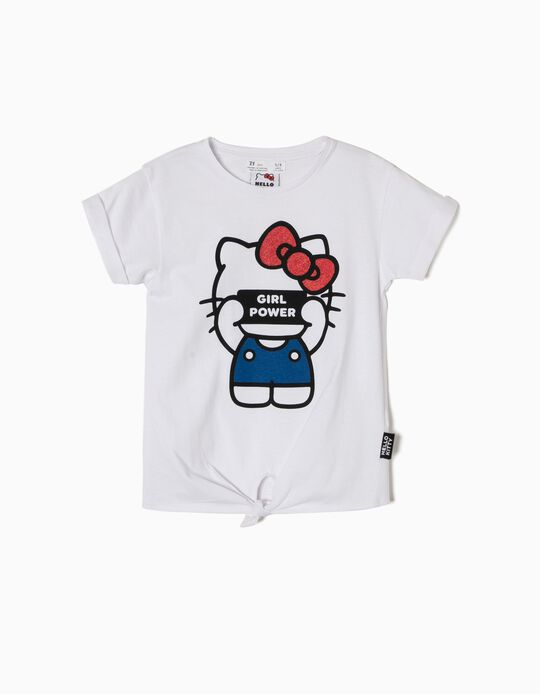 T-shirt Hello Kitty Girl Power