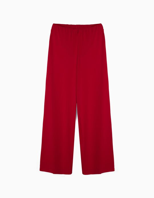 Loose-fitting trousers