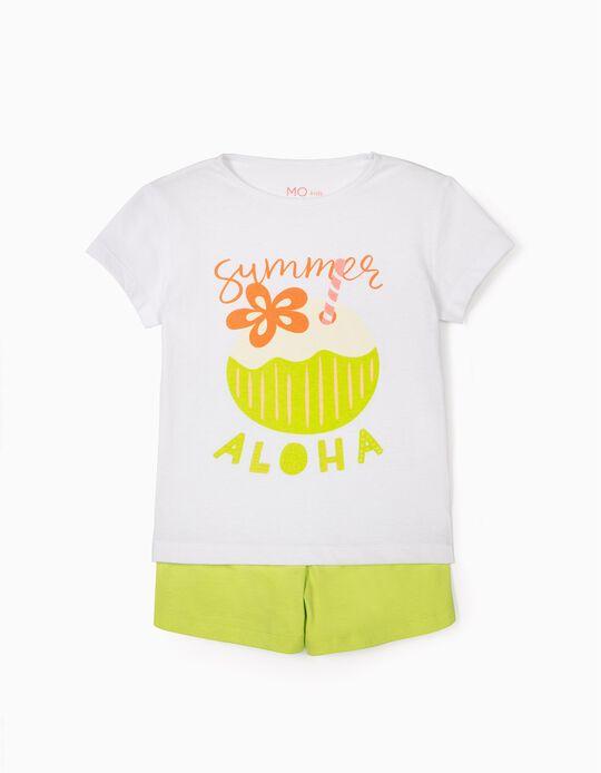 Conjunto Summer Aloha