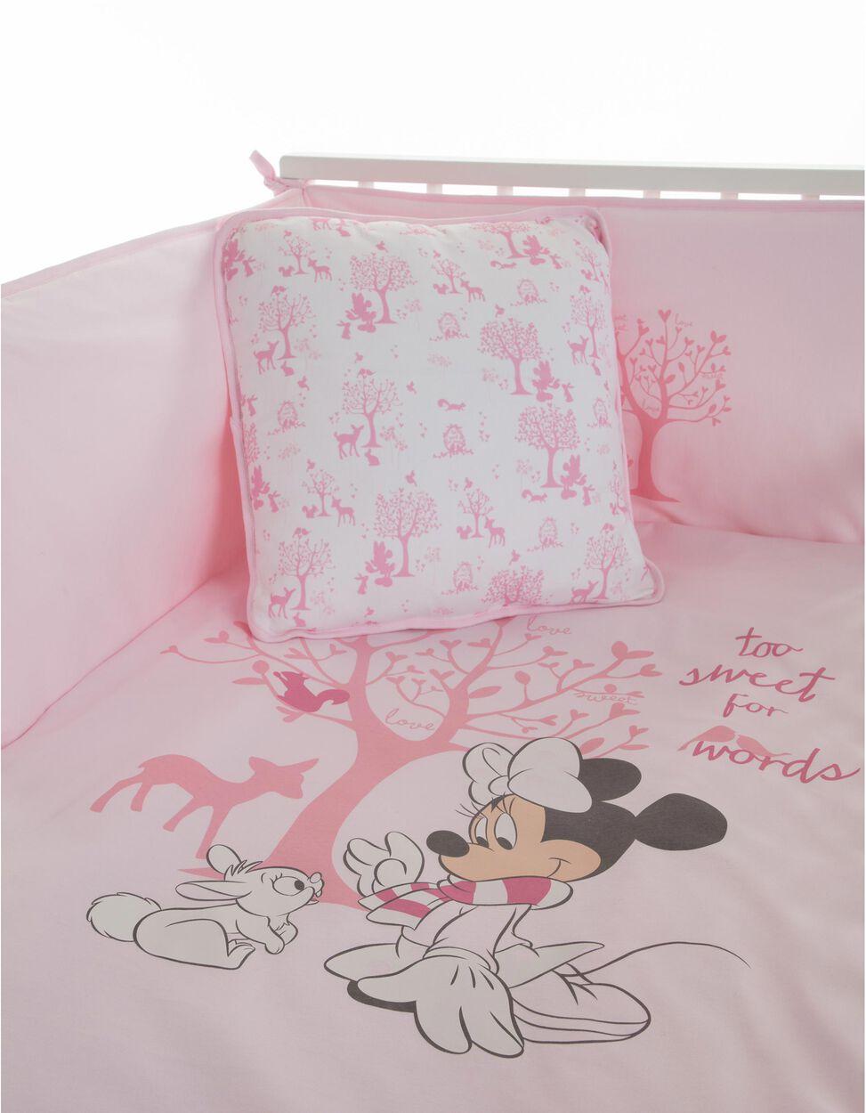 Almofada de Decoração 40x40 Minnie Disney