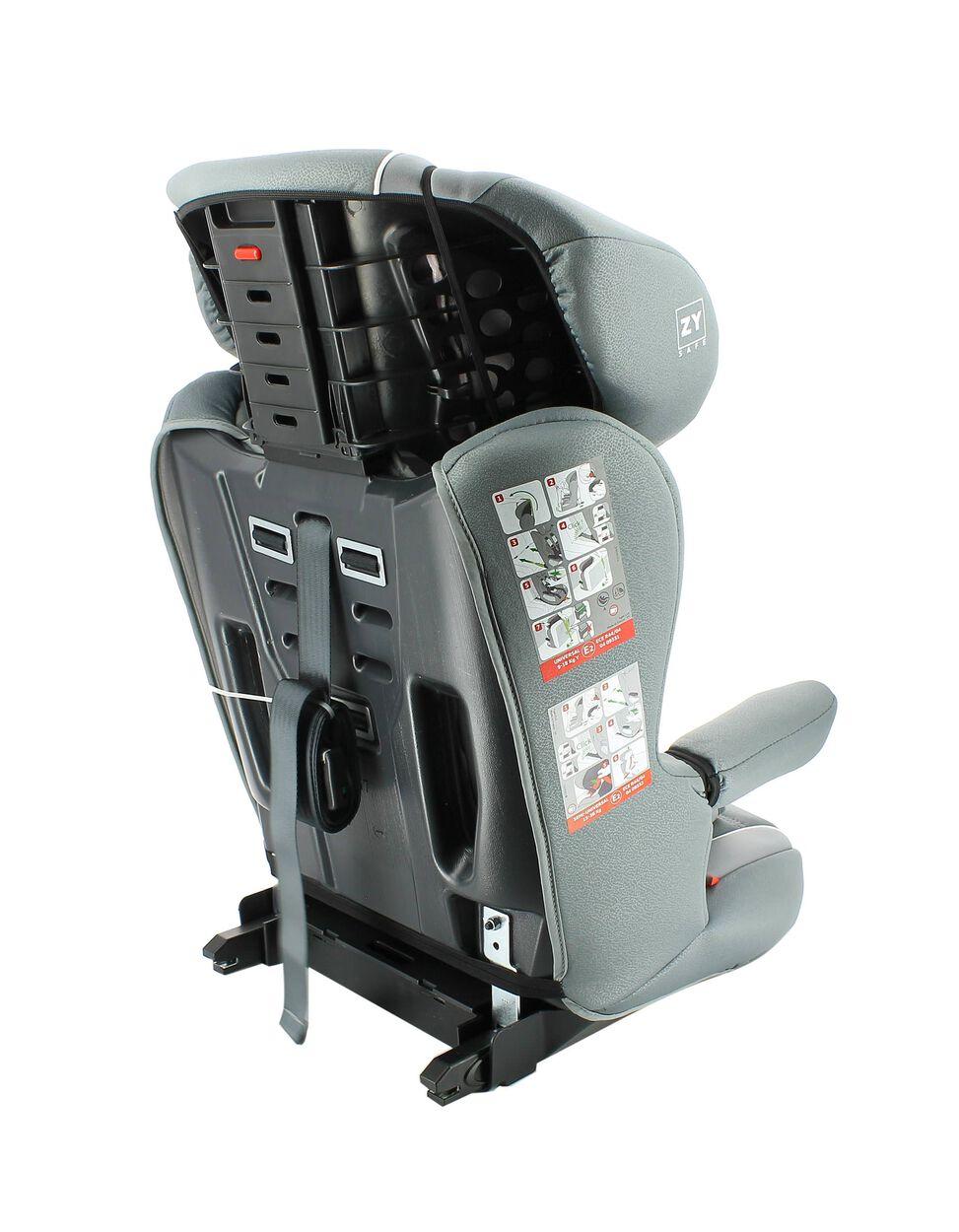 Cadeira Auto Gr 1/2/3 Isofix Primecare Prestige Zy Safe