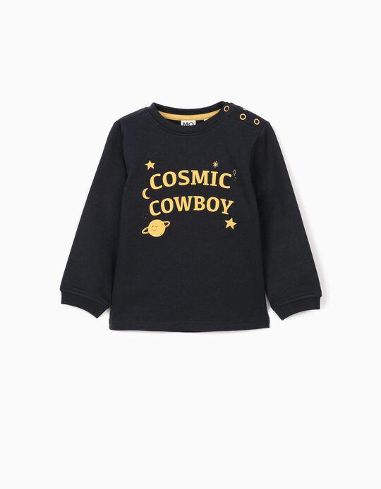 Carded Sweatshirt, Cosmic Cowboy