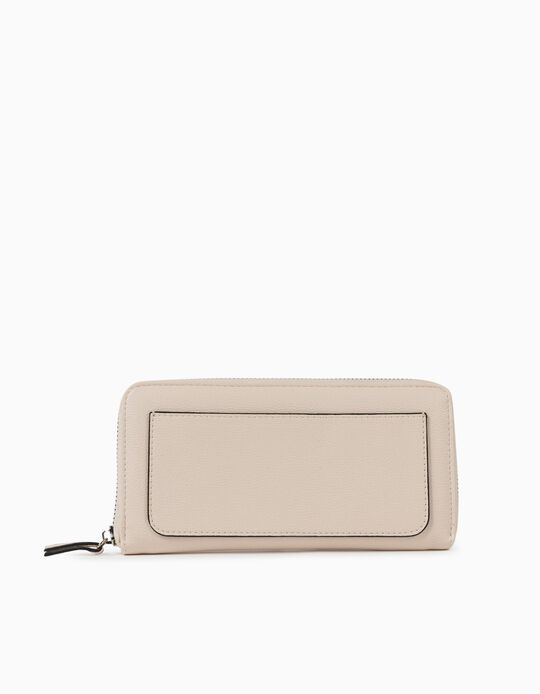 Wallet in Synthetic Leather