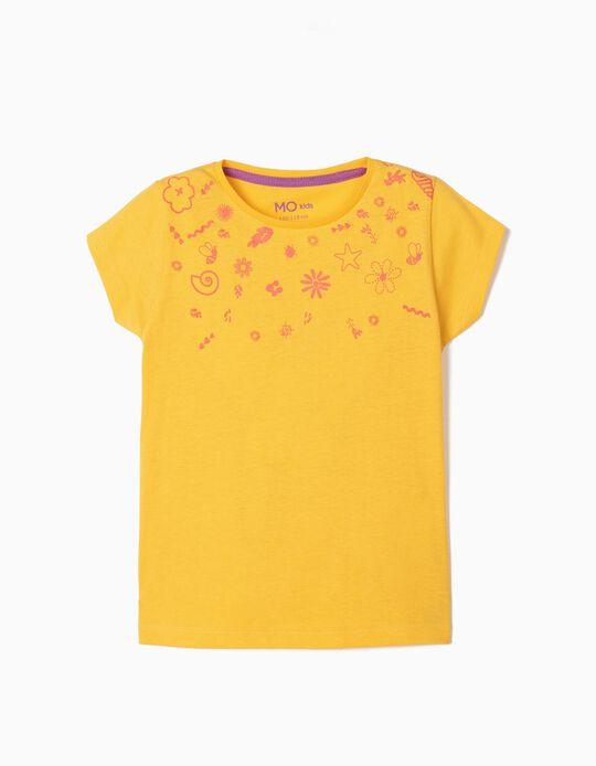 T-shirt para Menina, 'Bees'