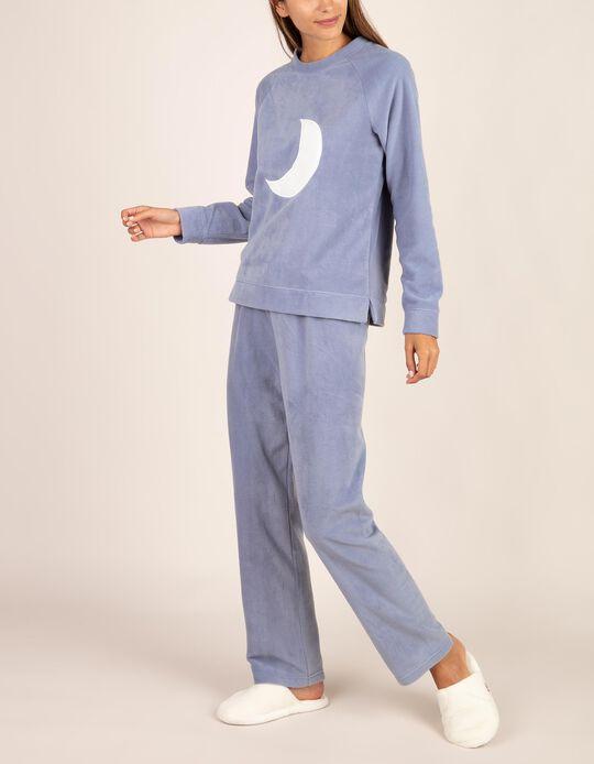Conjunto de pijama polar