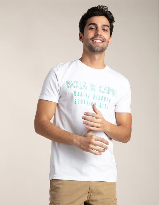 T-shirt Isola di Capri
