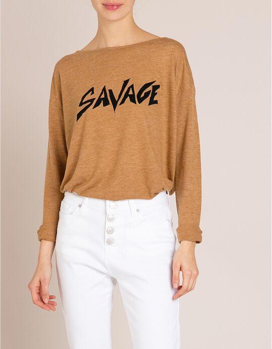 Camisola Savage