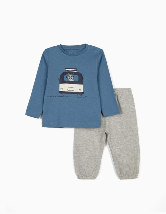 Cotton Pyjamas for Baby Boys
