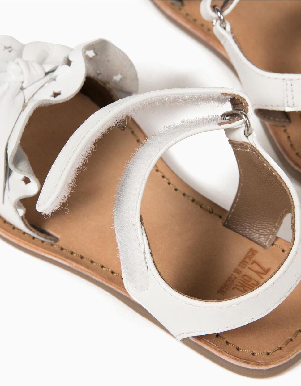 Sandálias Laços e Estrelinhas