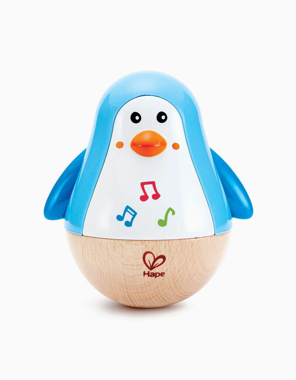 Brinquedo Musical Pinguim Sempre em Pé Hape