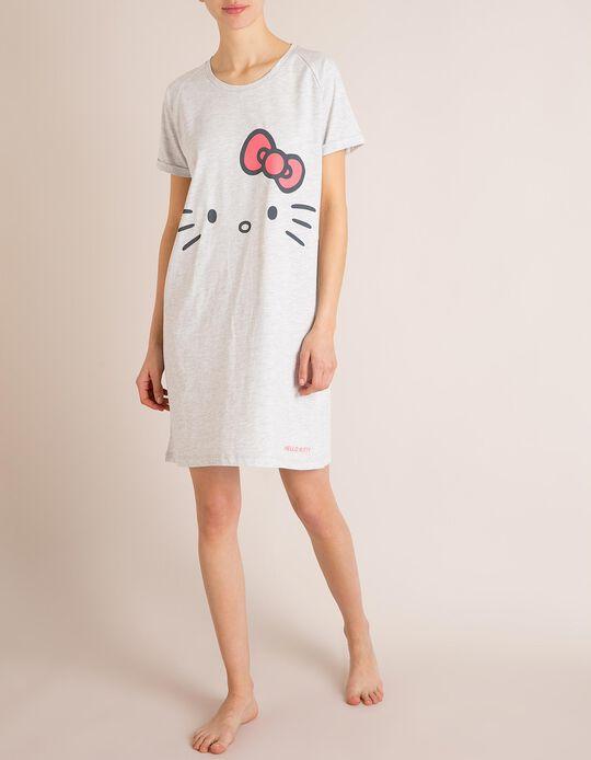 Camisa De Dormir Hello Kitty