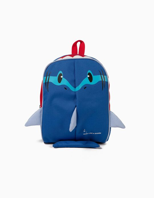 Backpack for Boys, 'Shark'
