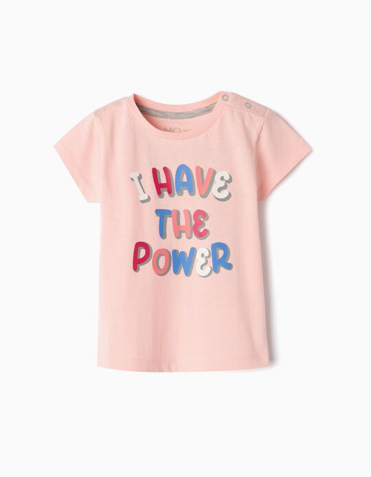 T-shirt I have the Power