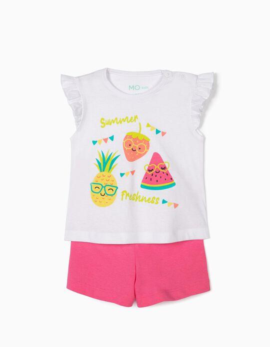 Conjunto Summer Freshness