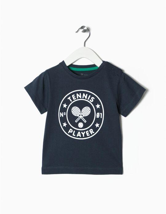 T-shirt Tennis Player