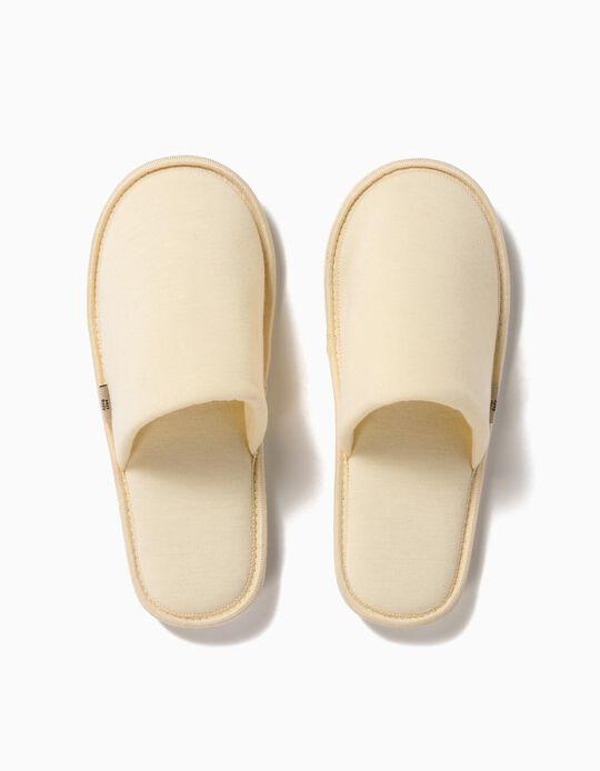 Plain Bedroom Slippers, for Women
