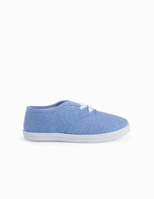 Sapatilhas Plimsoles Blue