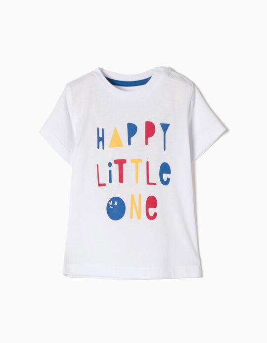 T-shirt Estampada Little One