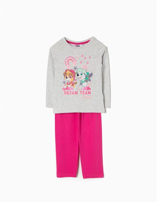 Pijama Patrulha Pata Glitter