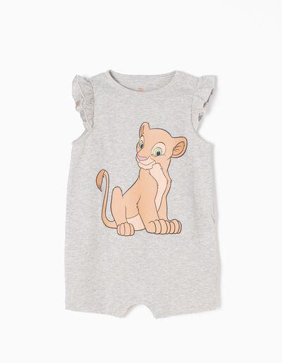 Babygrow Rei Leão Nala