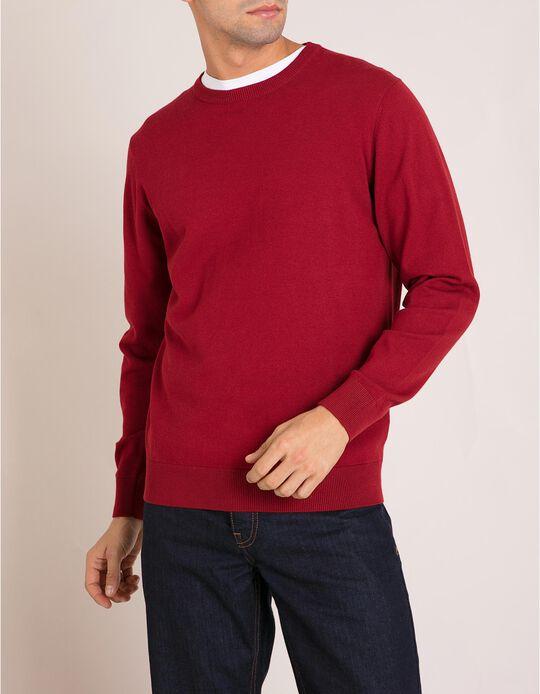 Camisola Malha Vemelha