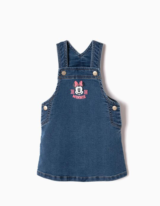 Denim Pinafore Dress, Minnie 1928