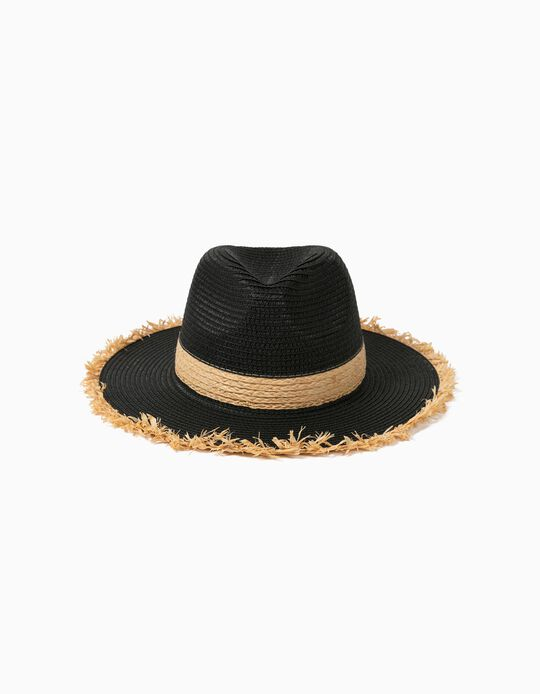 Chapéu de Palha, Mulher