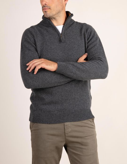 Jumper in Baby Wool, Essentials collection
