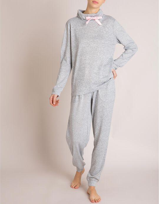 Pijama Com Laço