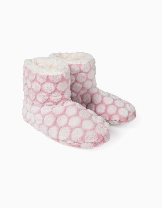 Slipper Boots, Fur