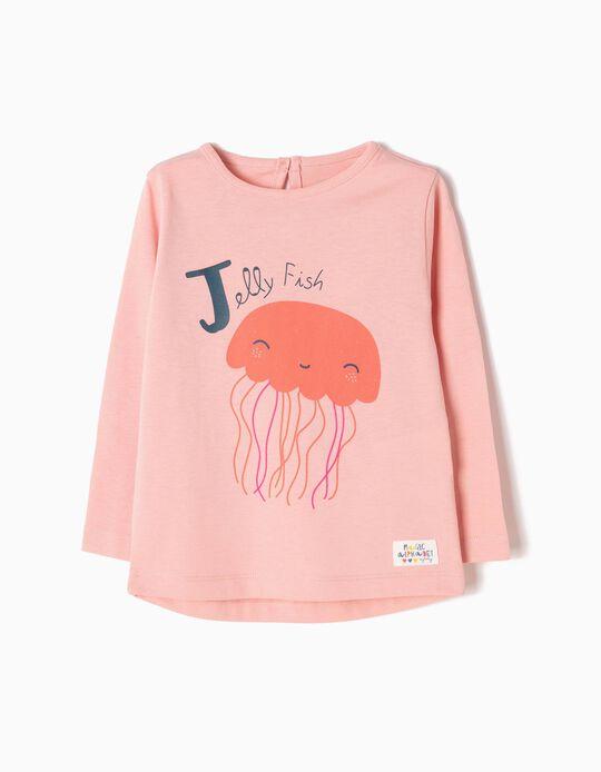 Long-Sleeved Top, Jellyfish