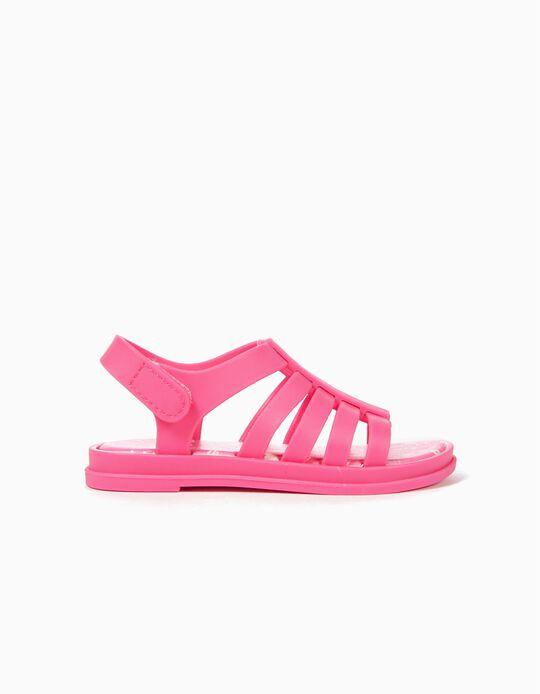 Sandálias para Bebé Menina 'ZY Delicious', Rosa