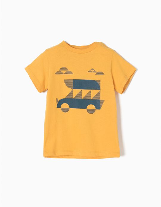 T-shirt Little Car