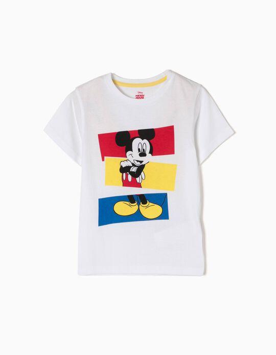 T-shirt Mickey Menino