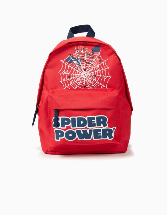 Backpack for Boys 'Spider-Man', Red