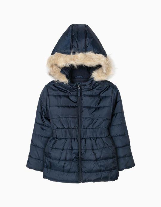 Jacket with elastic