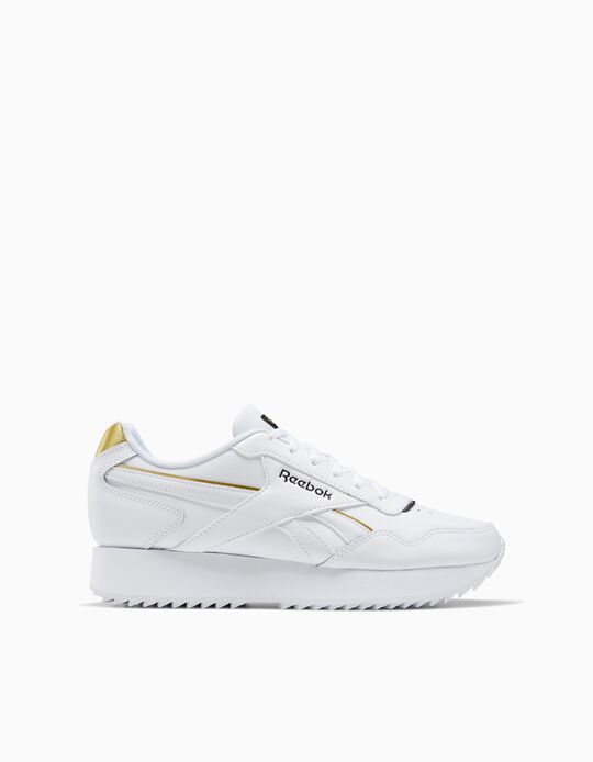 Reebok Royal Glide Trainers, Women, White