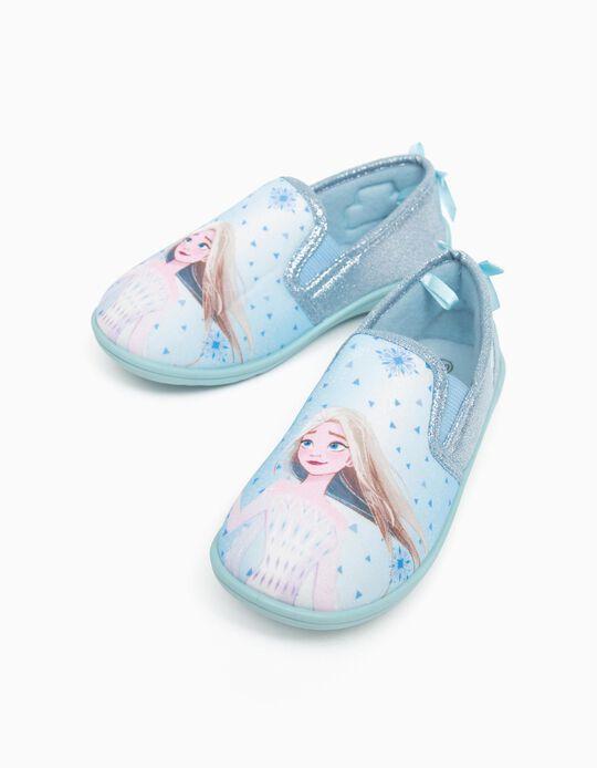 Slippers for Girls 'Frozen II', Blue